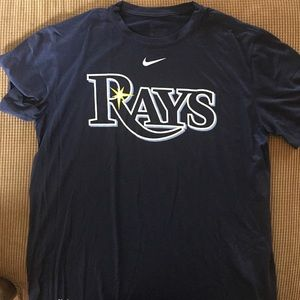 Tampa Bay Rays T-shirt by Nike size XL